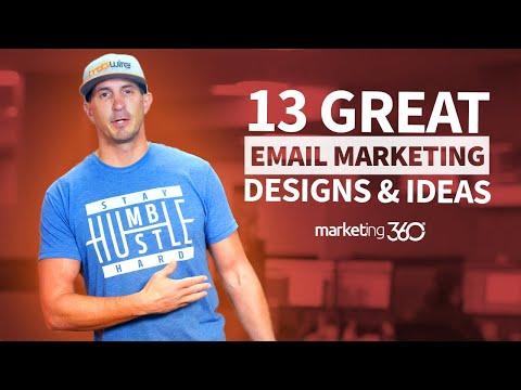 13 Great Email Marketing Designs & Ideas   Marketing 360