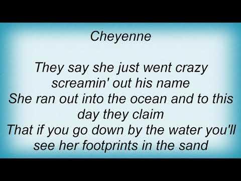 Garth Brooks - The Beaches Of Cheyenne Lyrics