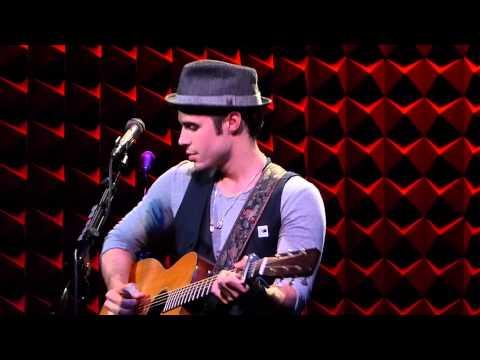 """Kris Allen """"Falling Slowly"""" @ Joe's Pub, NYC"""