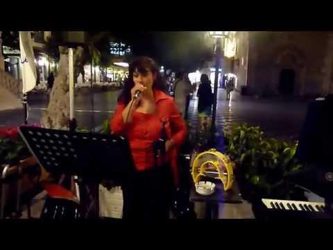 Taormina - Loredana Giuffrida in arie celebri di operette nella magia di Taormina by night