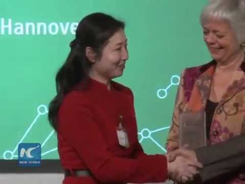 Chinese scholar wins Germany's top research award