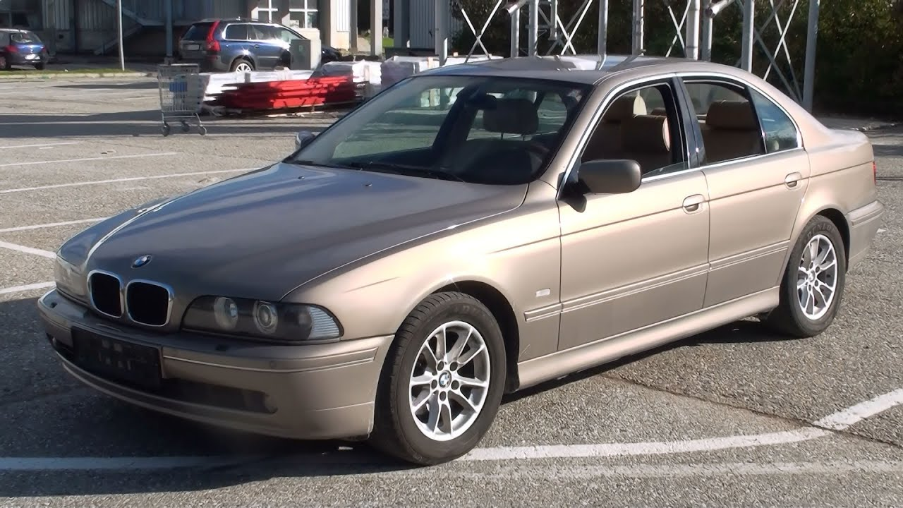2002 bmw 525d presentation start up engine exhaust test drive in depth tour youtube. Black Bedroom Furniture Sets. Home Design Ideas