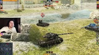 woT Blitz -Больше не ИМБА. Проблемы танка ИС-3 или кривых рук - World of Tanks Blitz (WoTB)