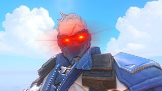 The scariest man in Overwatch