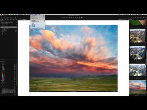 Capture One Pro 10 Webinar | Landscape Photography with Drew