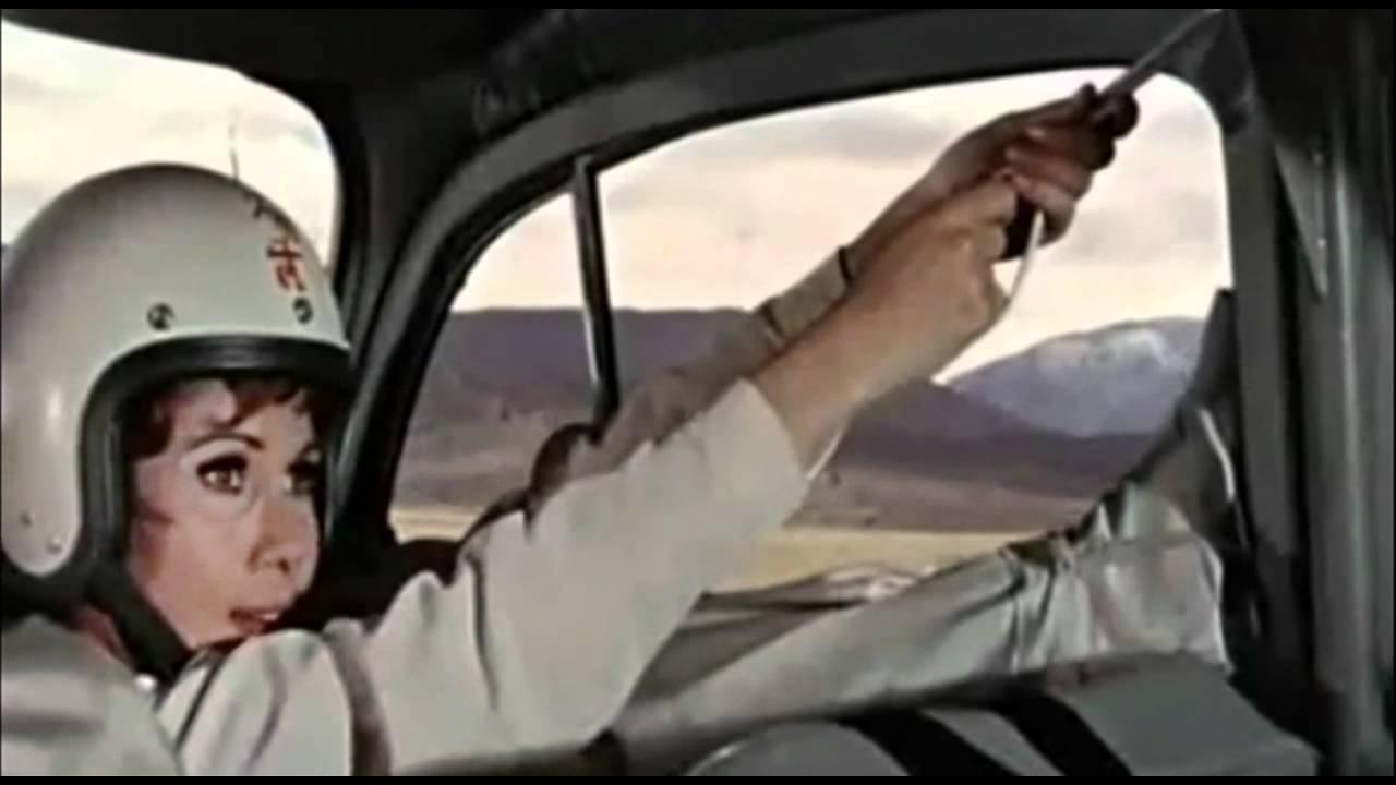 Herbie The Love Bug Welding While Racing Youtube