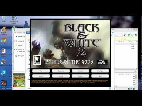 Como instalar o Black and White 2