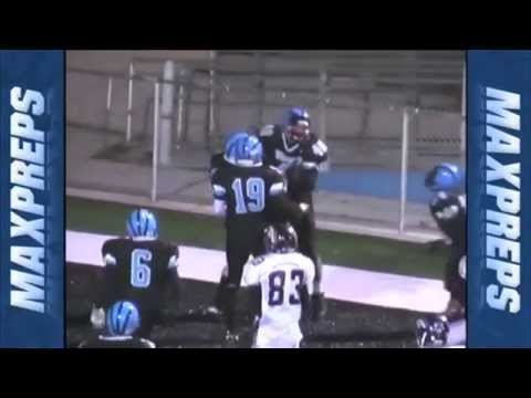 Rob Gronkowski High School Football Highlights - Woodland Hills (Pa.)