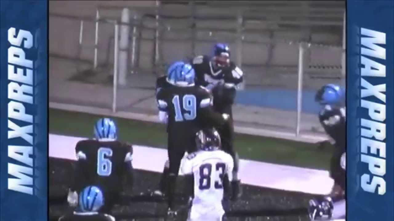 Rob Gronkowski High School Football Highlights Woodland