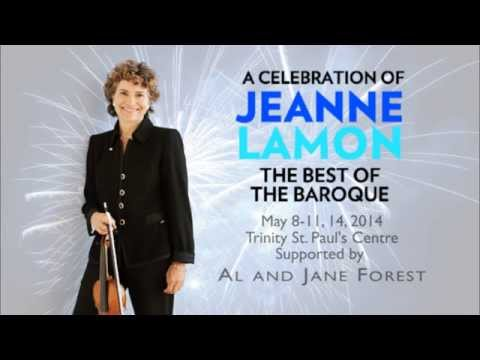 The Best of Baroque: A Celebration of Jeanne Lamon