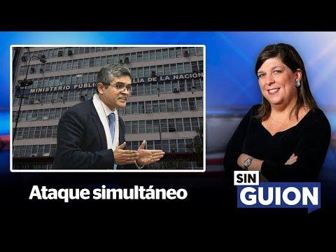 Ataque simultaneo  - SIN GUION con Rosa María Palacios