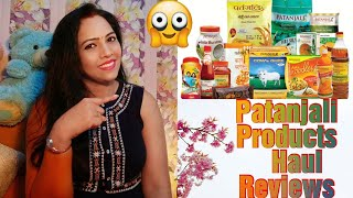 Patanjali Products Haul And Reviews With Price