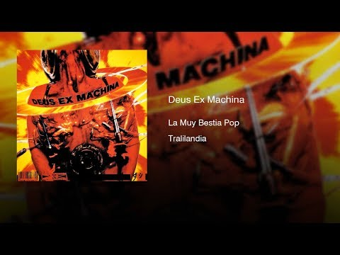 La Muy Bestia Pop - Deux Ex Machina (1994) || Full Album ||