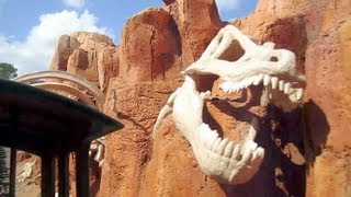 Big Thunder Mountain Railroad front seat on-ride HD POV Walt Disney World