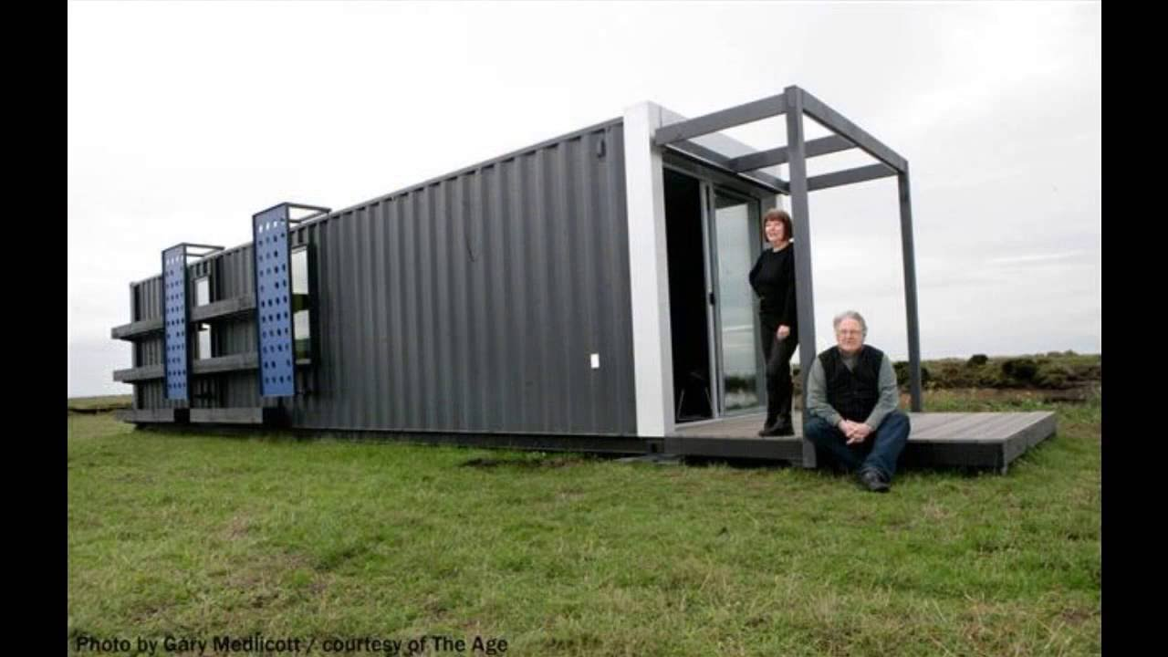 Container Home Design Ideas  Most Beautiful Houses Made