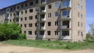 Выпуск -3: По вине ТОО Жарык и Акима области дома поселка Уштобе без света и канализации пустуют.
