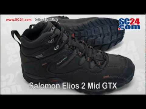 YouTube 29688 Salomon GTX Elios 2 Mid Nr Art c3A54jqRL