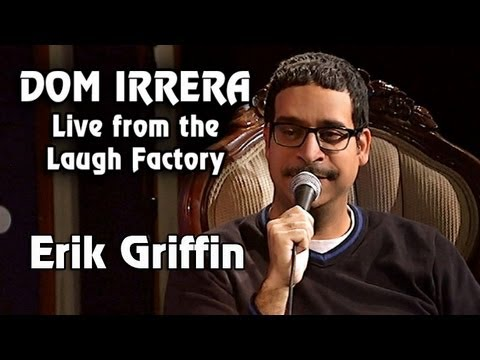 Dom Irrera Live from The Laugh Factory with Erik Griffin (Comedy Podcast)