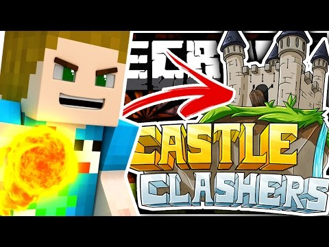Minecraft   JOINING THE DRAGON SQUAD!! - Castle Clashers (1)