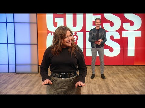 Neil Patrick Harris' First Mystery Guest Clue Makes Rach Want To Run Away