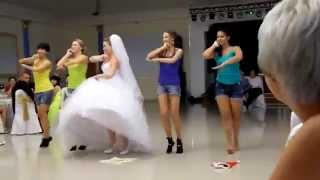 Танец невесты жениху на свадьбе  !!
