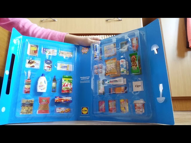MLP cu Lidl Mini Shop