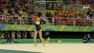 Lauren Hernandez USA Qual Fx Olympics Rio 2016