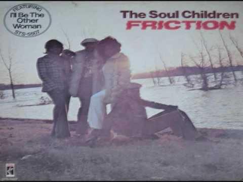 The Soul Children Friction LP 1974