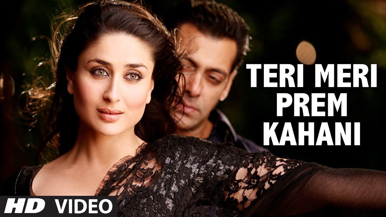 'Teri Meri Prem Kahani Bodyguard' (Video Song) Feat. 'Salman khan'
