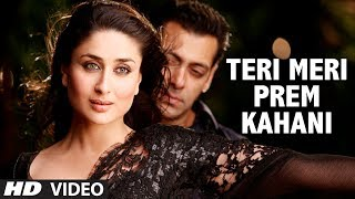 teri meri prem kahani bodyguard video song feat salman khan