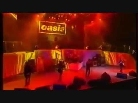 Oasis - Acquiesce (Live, Earls Court First Night 1995 - Stereo)