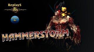 Dead_bul - HoN 2k damage HAMMERSTORM 1660 MMR