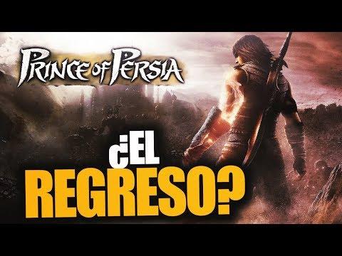 ¿EL REGRESO DE LA SAGA PRINCE OF PERSIA? - RAFITI