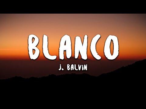 J. Balvin - Blanco