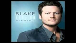 Blake Shelton - Over Lyrics [Blake Shelton's New 2011 Single]