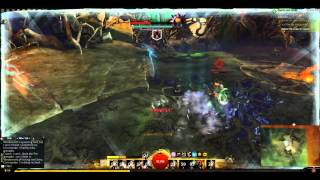 GW2 HoT Hearts of Minds Canach fight