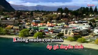 Karaoke - Trách Thân Vô Tình ft Đoàn Minh