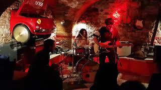 10/03/19 - Bobo Rondelli ft Roberto Luti  live jam session at La deriva Musiclub