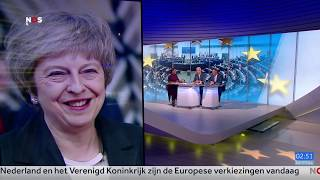 LIVE: Bekijk de exitpolls Europese Verkiezingen in Nederland Kiest