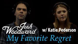 """Josh Woodward: """"My Favorite Regret"""" (feat. Katie Pederson)"""