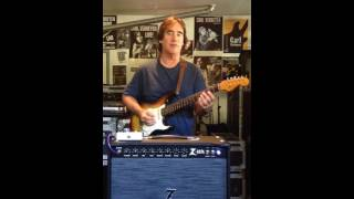 Dr. Z Z-Lux Clean Tone w/ Carl Verheyen