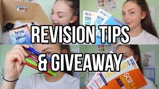 HOW TO REVISE: The New 9-1 GCSEs [GIVEAWAY CLOSED]| Floral Sophia