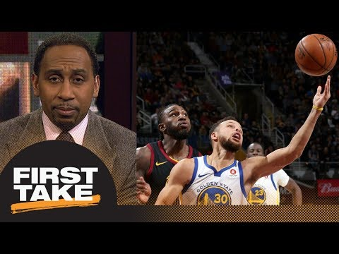 Stephen A. Smith on Warriors-Cavaliers rivalry: It
