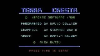Terra Cresta Commodore 64 Title Theme