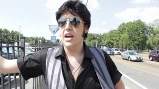 Austin Irby becoming an Elvis Presley fan Elvis Week 2014 (video)
