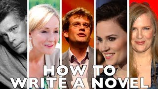 Novel Writing 101 - How to Write a Book!