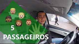5 Passageiros