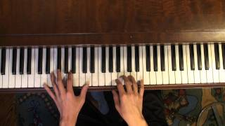 How To Play Mumford & Sons - Home On Piano Tutorial & Lesson