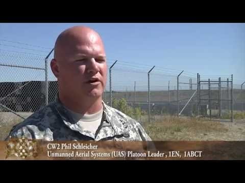 1st Infantry Division makes aviation history