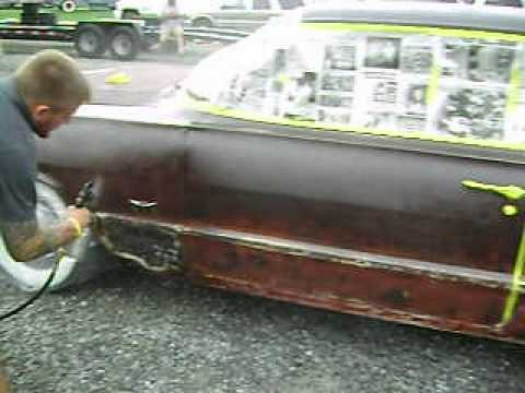1963 Impala Rat Rod Clear Over Rust 89 Speed Shop In Mt